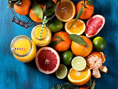 Tropical Fruit Juice Swaminarayan Faith